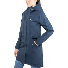 North Bend Coraline Jas Dames blauw